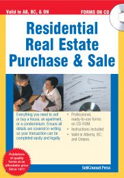 Residential Real Estate Purchase and Sale (CD)