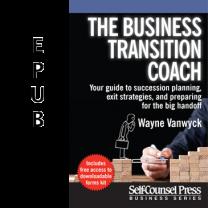 The Business Transition Coach (EPUB)