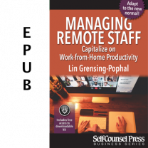 Managing Remote Staff (EPUB)