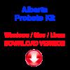 Alberta Probate Kit (download version)