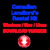 Canadian Landlord's Rental Kit (download version)