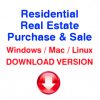 Residential Real Estate Purchase and Sale (download version)